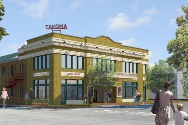 Takoma Theater Could Become a Children's Medical Center