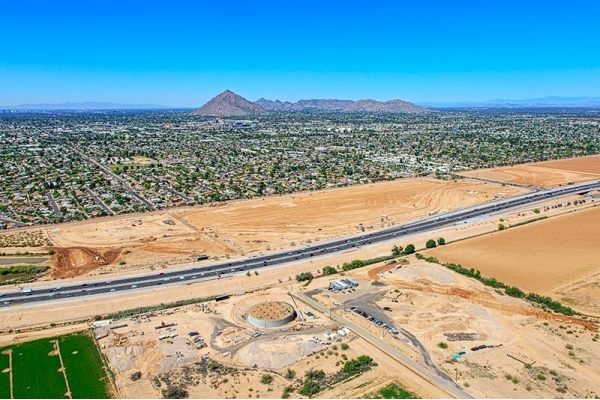 Undeveloped Land in Tucson and Phoenix and its Projected Growth
