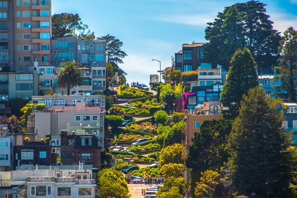How many hills are there in San Francisco, anyway?