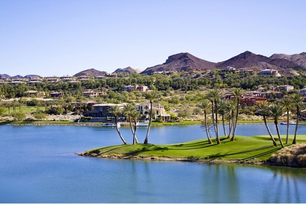 4 Lakeside Neighborhoods in Las Vegas