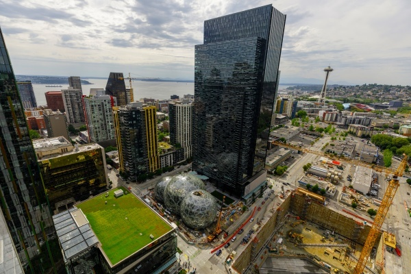 Amazon Received 238 Proposals Across North America for New Headquarters
