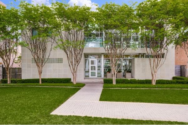 Award-Winning Architect's Ultra-Modern University Park Mansion Asks $2.99M