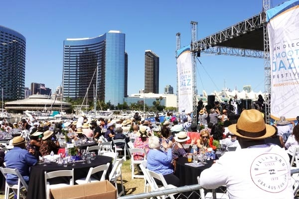 The San Diego Smooth Jazz Festival