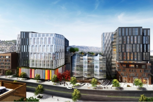 Mission Bay Will Host New Dropbox HQ With Record-Breaking Office Space Lease