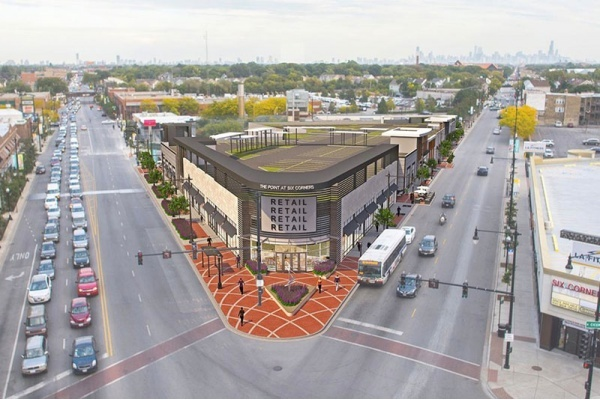 What's next for Portage Park's Six Corners?