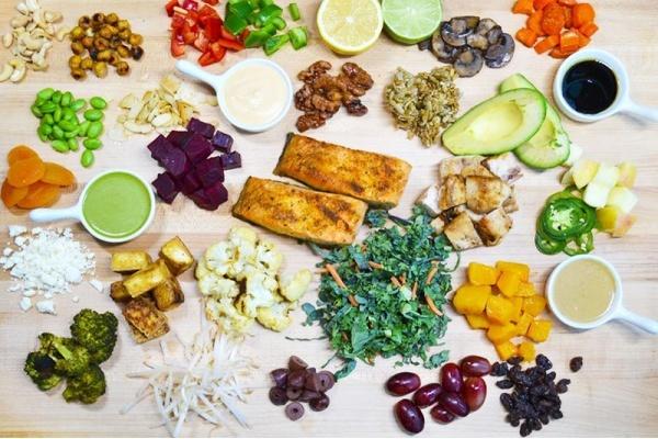8 Las Vegas Restaurants for Healthy Eaters
