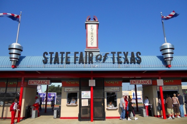 State Fair of Texas Polling Visitors About Staying in South Dallas