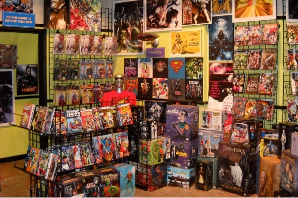 8 Bay Area Shops Every Comic Book Fan Needs to Know