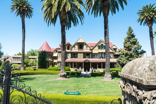 Take a Tour of San Jose's Winchester Mystery House