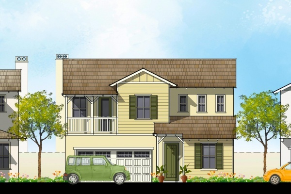 Title photo - Brandywine Homes Close to Breaking Ground on Corsica Community in Buena Park