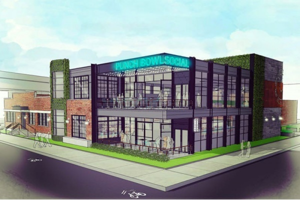 Punch Bowl Social 'Eater-Tainment' Spot to Make North Texas Debut in Deep Ellum