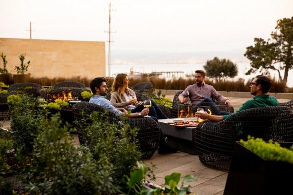 San Francisco Restaurants and Bars with All-Season Patios