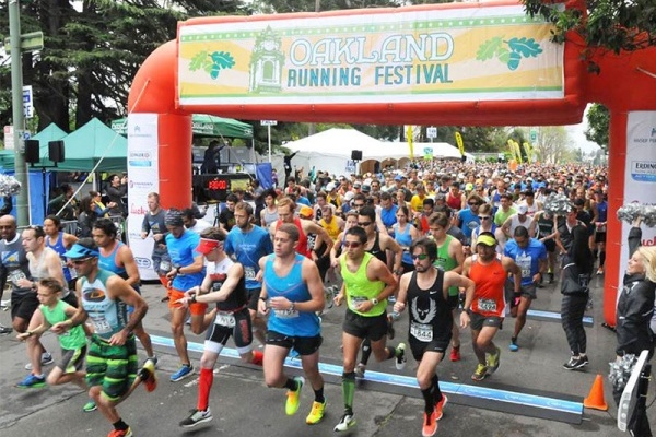 Everything You Need to Know About the Oakland Running Festival