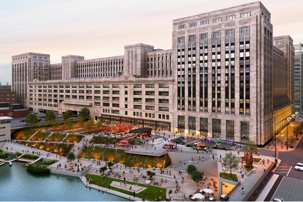 $500M Construction Loan Granted to Old Post Office Owner