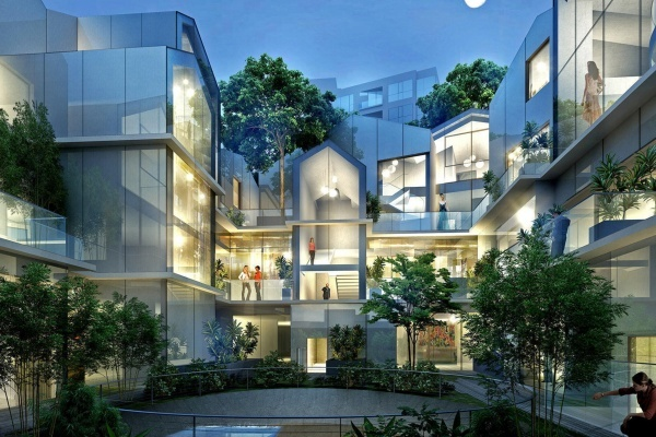 'Gardenhouse' Condo Complex Coming to Beverly Hills