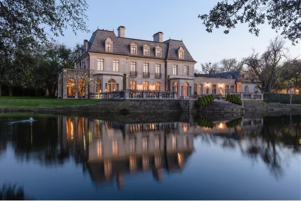 Noted Dallas Investor Lists Secluded Preston Hollow Estate for $27.5M