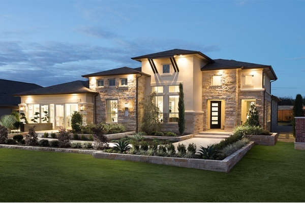 Builder Opens Luxury Home Community Outside of Austin