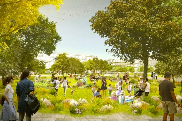 Facebook Expanding Menlo Park Campus to Include Grocery Store, Housing