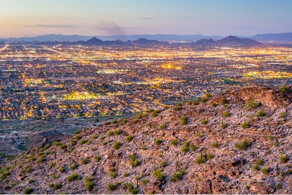 Phoenix Aims to be Carbon-Neutral by 2050