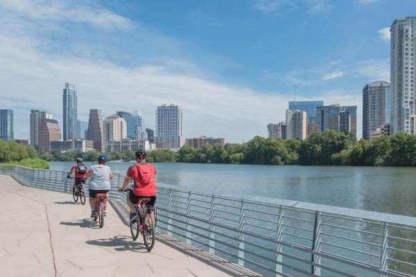 The 4 Best Austin Neighborhoods for Car-Free Living
