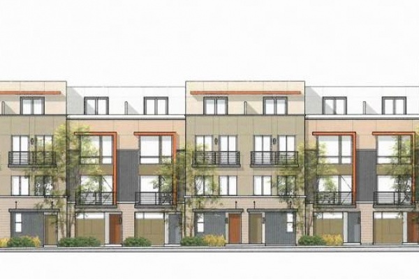 Townhome Development on the Rise in Long Beach