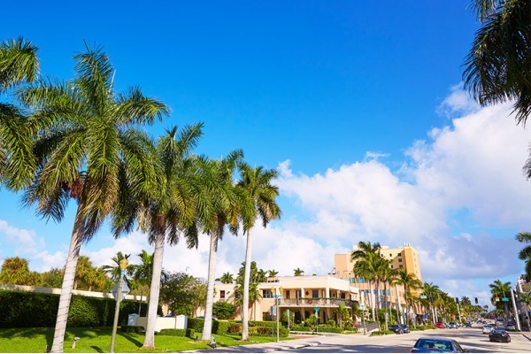A Spotlight on Downtown Delray Beach