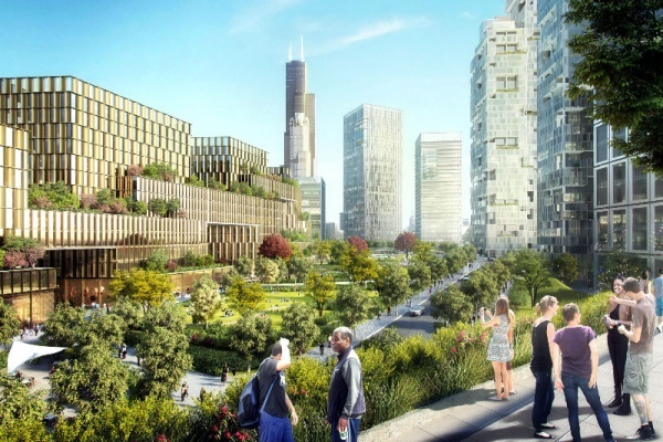5 Tech Developments Planned for Chicago Neighborhoods, Suburbs