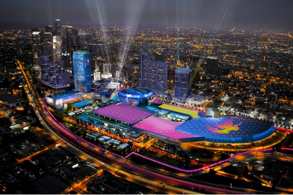 Envisioning LA Infrastructure to Welcome Olympics 2028