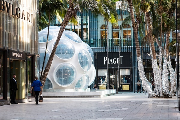 Miami's Design District Now Totals 1 Million Square Feet