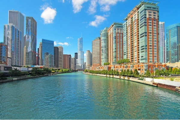 6 Developments Planned Along the Chicago River