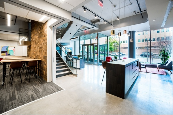Downtown Dallas Gets Coworking Space Worthy of C-Suite Executives