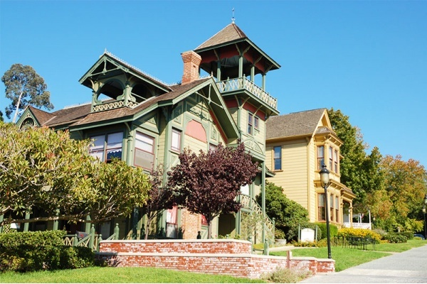 4 Historical Neighborhoods in San Diego