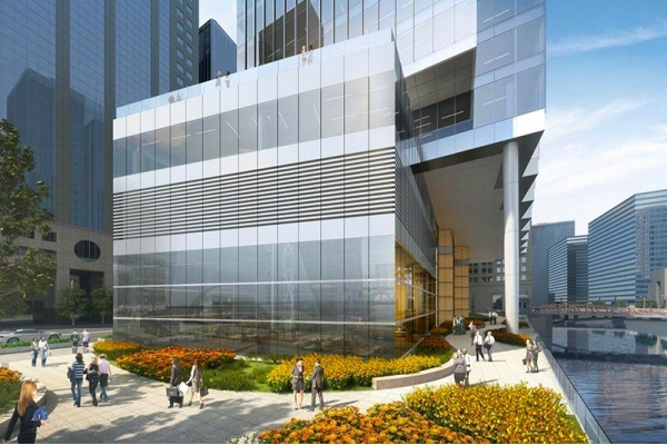Developers of Wacker Office Tower Hit Snags in Plan, But Still Ask for More Space