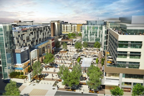Mountain View's Village at San Antonio Center Enters Phase Two