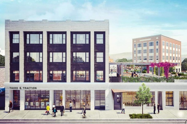 112-Year-Old Arts District Building Getting a Mixed-Use Makeover
