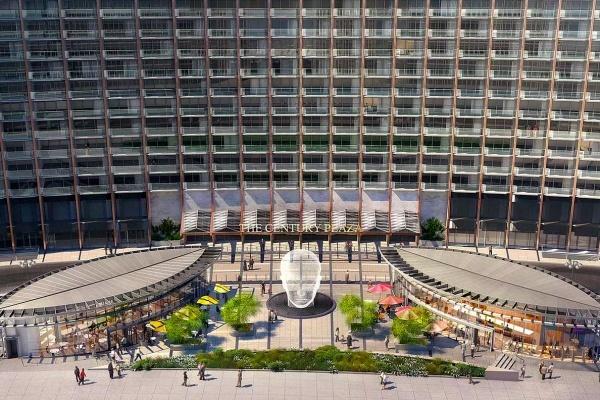 $2.5 Billion Century Plaza Hotel and Condo Redevelopment Takes Shape