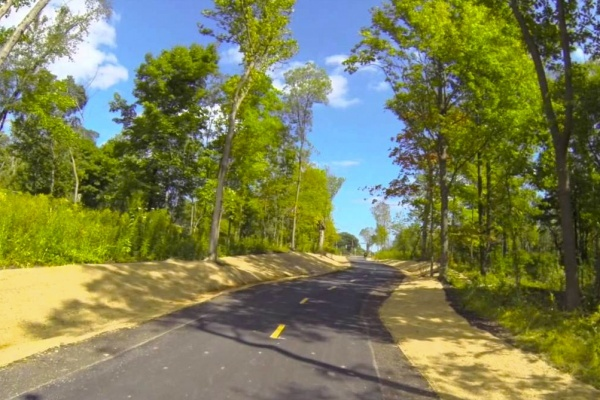 North Branch Trail Completes 3-Mile Extension