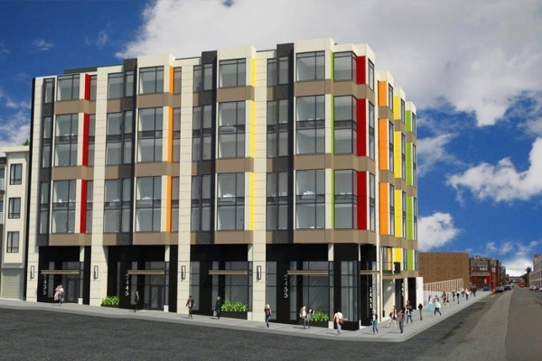 Mission District Corner Lot With Approved Condo Plans Up for Sale