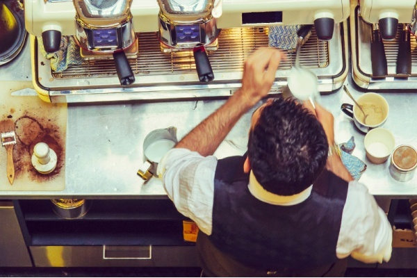 The Best D.C. Neighborhoods to Get a Cup of Coffee