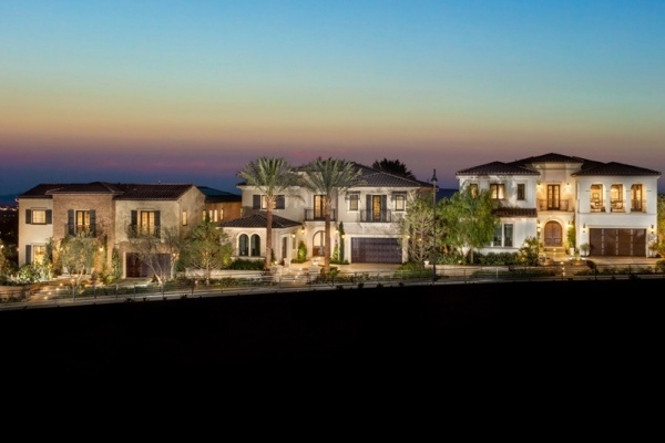 Potential Buyers Flock to Toll Brothers' Cascades Community in Porter Ranch