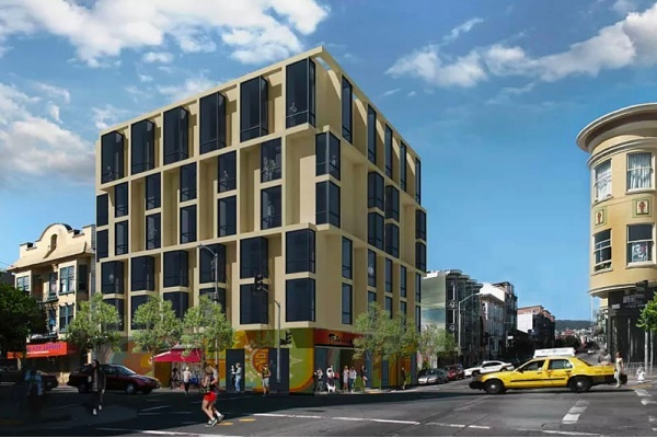 Revamped Dollar Store Development in Mission District Set for Approval