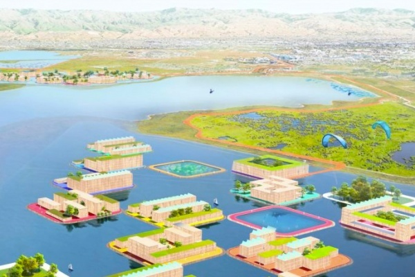 Floating Villages in San Francisco Bay Could Help Combat Climate Change