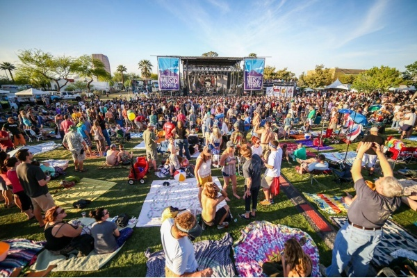 A First-Timer's Guide to the McDowell Mountain Music Festival
