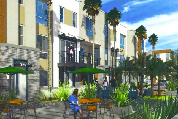 Title photo - 44-Unit Condo Community Approved Near John Wayne Airport