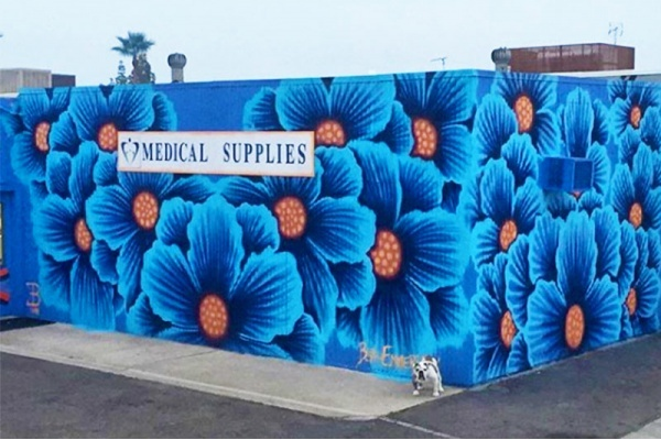 Lemon Grove Keeps Adding to Its Impressive Mural Collection