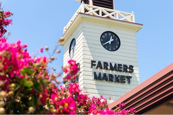 Neighborhood Guide to Farmers Markets in Los Angeles