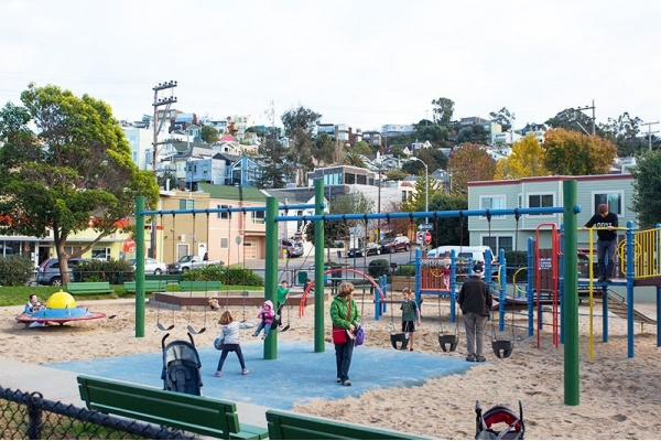 Why Bernal Heights Is One of the Bay Area's Most Family-Friendly Neighborhoods