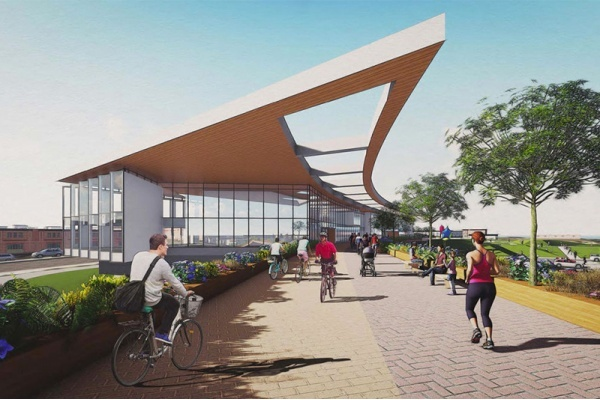 Vision for New Civic Center in South San Francisco Moves Forward