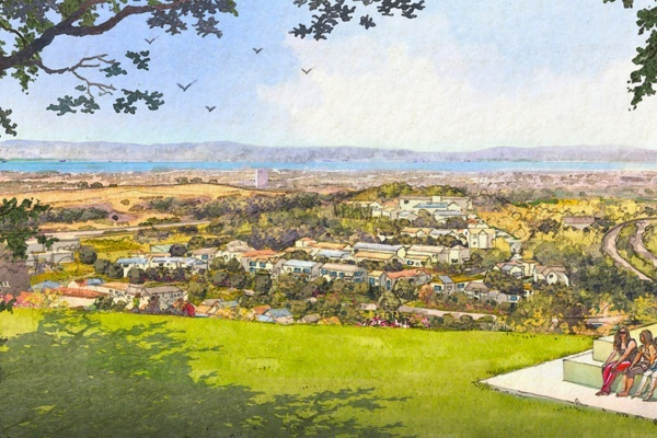 Construction Approved for Oakland's Oak Knoll Naval Hospital Housing Project