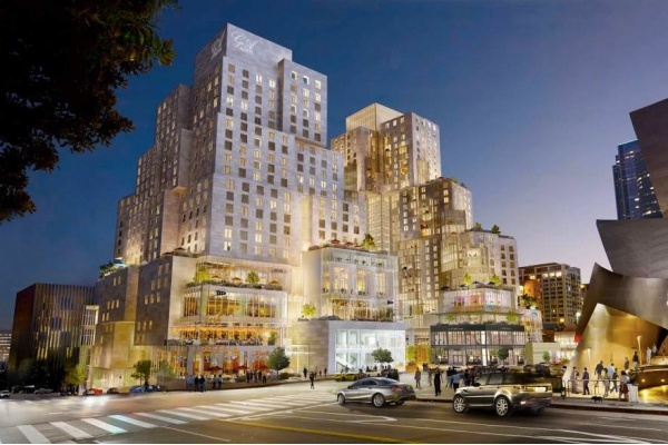 DTLA's Grand Avenue Project at Bunker Hill Moves Forward